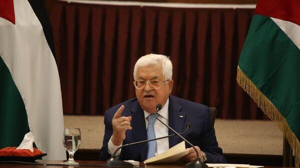 Filistin Devlet Başkanı Mahmud Abbas - Sputnik Türkiye