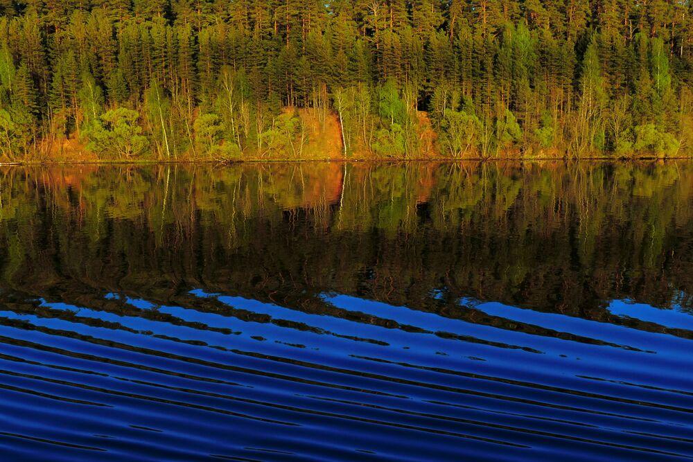 Nehir, Rusya'nın önde gelen simgelerinden biridir. Yüzyıllarca ''Volga Ana'' olarak biliniyor.