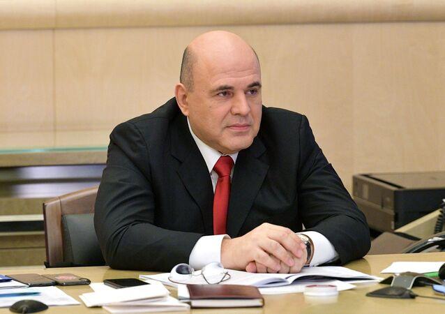 Rusya Başbakanı Mihail Mişustin