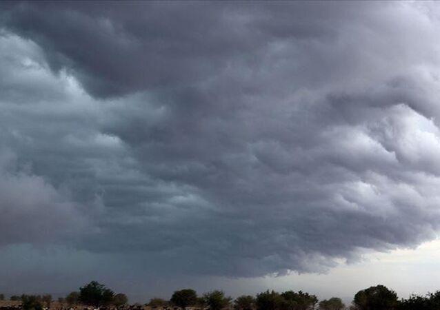 rüzgar ve fırtına, bulut