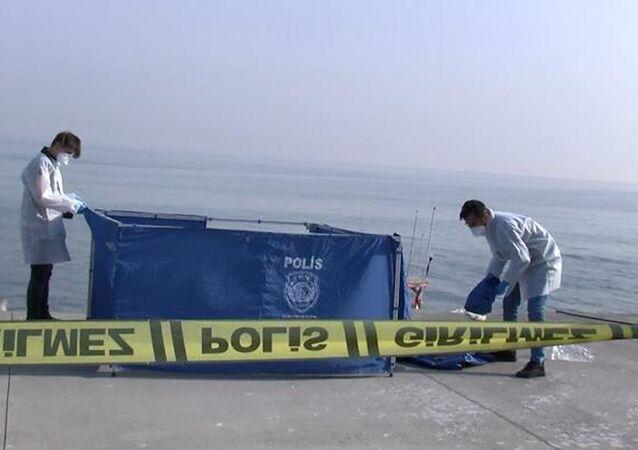 Kayıp ilanından 8 gün sonra sahilde ölü bulundu