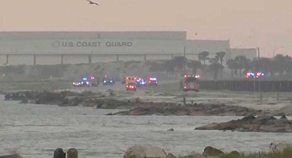 ABD Donanma Hava İstasyonu'na silahlı saldırı düzenlendi