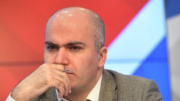 Amur Gadjiev - Sputnik Türkiye