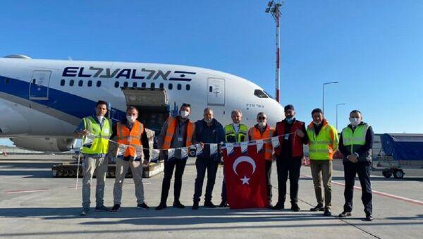 İsrail havayolları El Al 13 yıl sonra İstanbul'da - Sputnik Türkiye