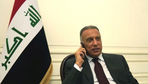 Irak Başbakanı Mustafa El Kazımi - Sputnik Türkiye
