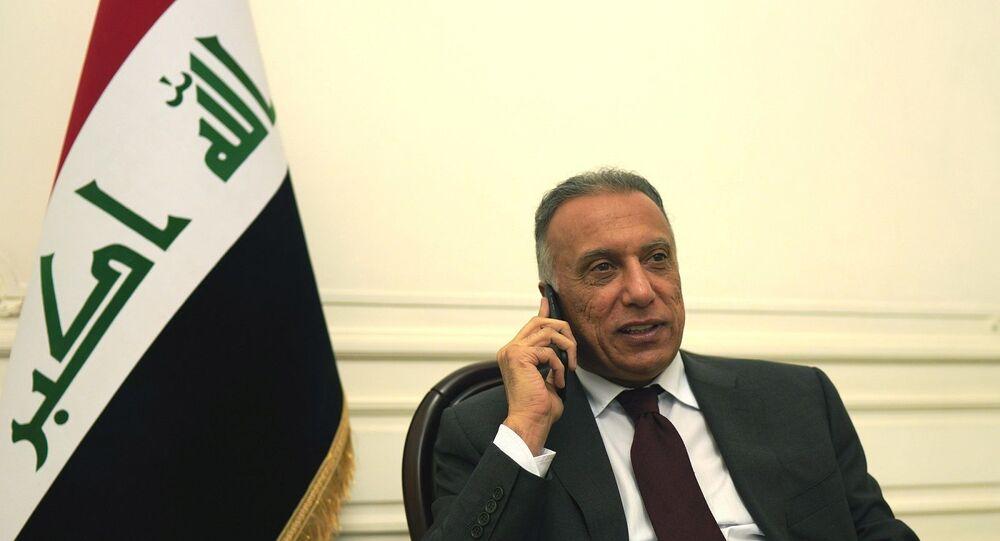 Irak Başbakanı Mustafa El Kazımi
