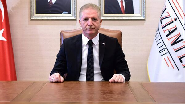Davut Gül - Sputnik Türkiye