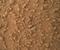 NASA'nın Curiosity uzay aracının Mars yüzeyinde yaptığı keşif çalışmaları sırasında çekilen bu görüntüde görülen küçük bir obje dikkat çekiyor. Bilim insanları, bu objenin önceki keşif araçlarından kalan çöp parçası olduğunu düşünüyor