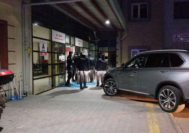 Hamile kadını tekmeleyip, polise saldıran muhtar serbest bırakıldı - Kütahya