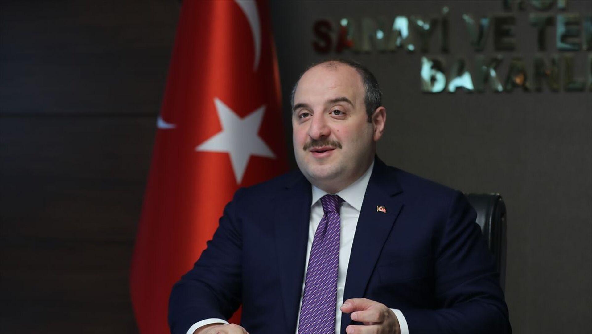 Mustafa Varank - Sputnik Türkiye, 1920, 16.02.2021