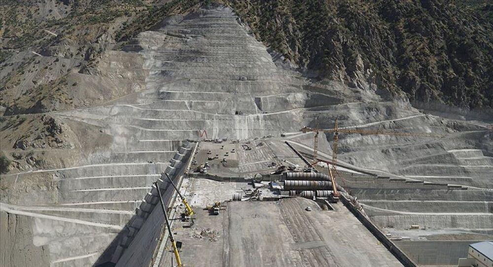 Çetin Barajı