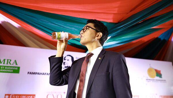 Andry Rajoelina - Sputnik Türkiye