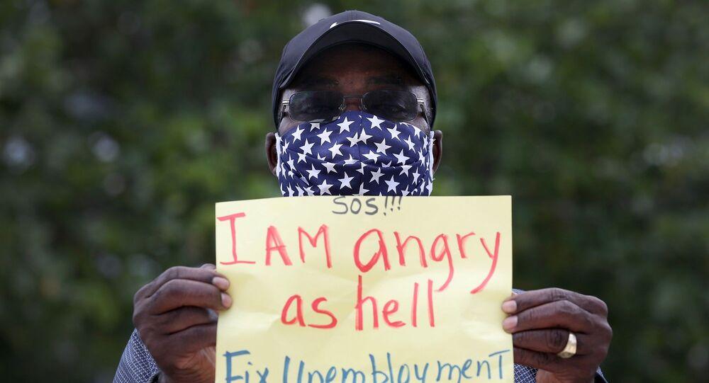 ABD - işsizilik - maske - koronavirüs