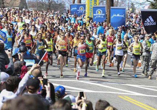 Boston Maratonu