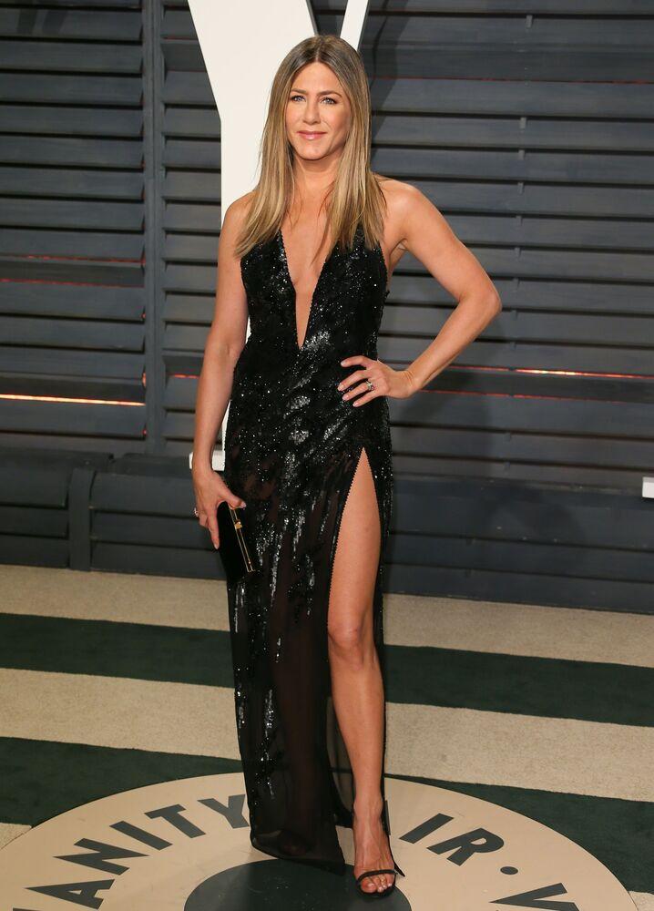 ABD'li oyuncu  Jennifer Aniston