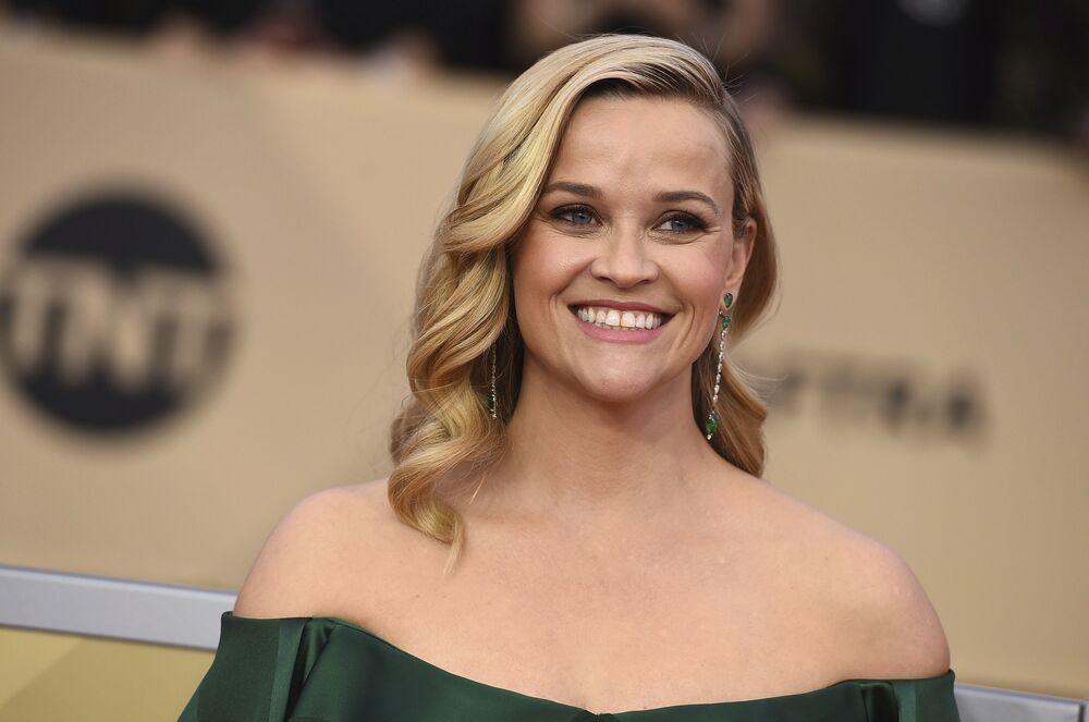 Oscar ödüllü ABD'li oyuncu Reese Witherspoon