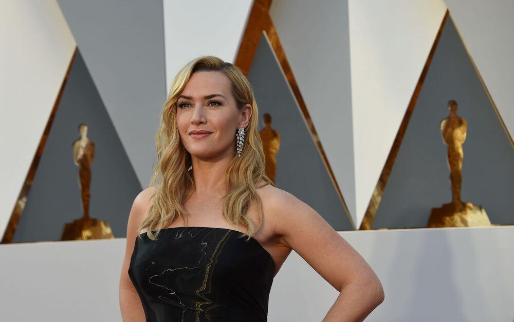 Titanic filminde oynadığı başrolüyle dünya çapında üne kavuşan ABD'li oyuncu Kate Winslet