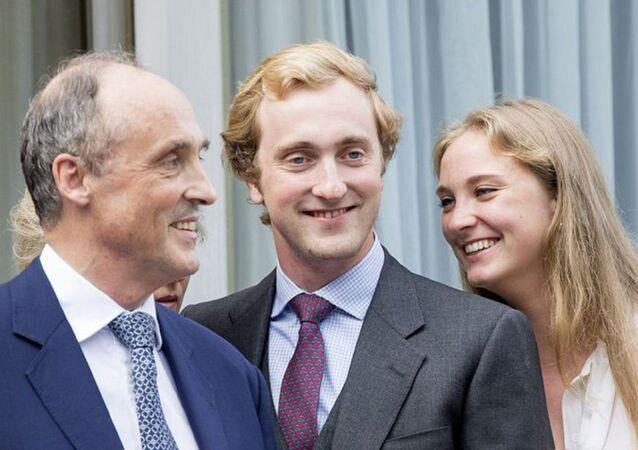 İspanya'nın güneyindeki Kurtuba kentinde düzenlenen bir partiye katılan Belçika Prensi Joachim'in yeni tip koronavirüs (Kovid-19) testinin pozitif çıktığı bildirildi.