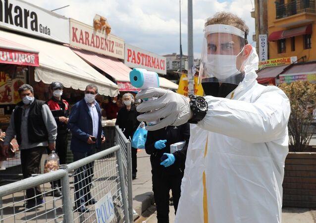 Türkiye koronavirüs