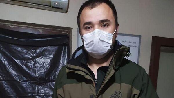 Eskişehir'in Mihalıççık ilçesinde üzerinde uydu vericisi bulunan bir küçük akbaba kuşu bulundu. Tedavi altına alınan akbabanın GPS ile Bulgaristan tarafından takip edildiği belirlendi. - Sputnik Türkiye