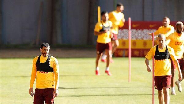 Galatasaray, antrenman - Sputnik Türkiye