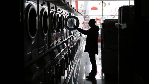 Çamaşır makinesi - Sputnik Türkiye