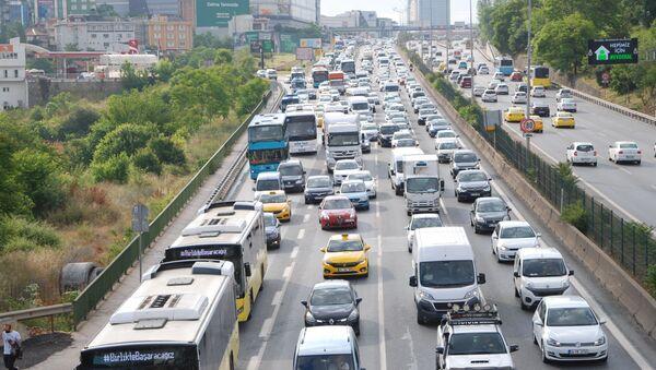 İstanbul trafik - Sputnik Türkiye