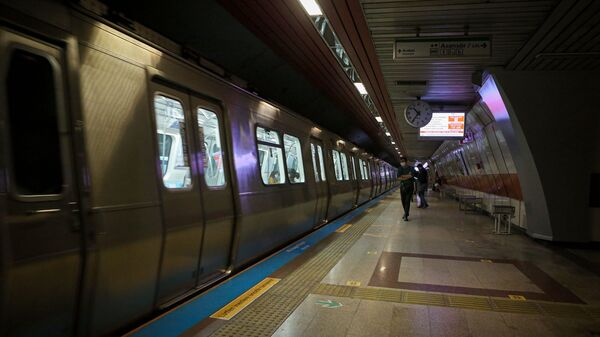 Metro - İstanbul - Sputnik Türkiye
