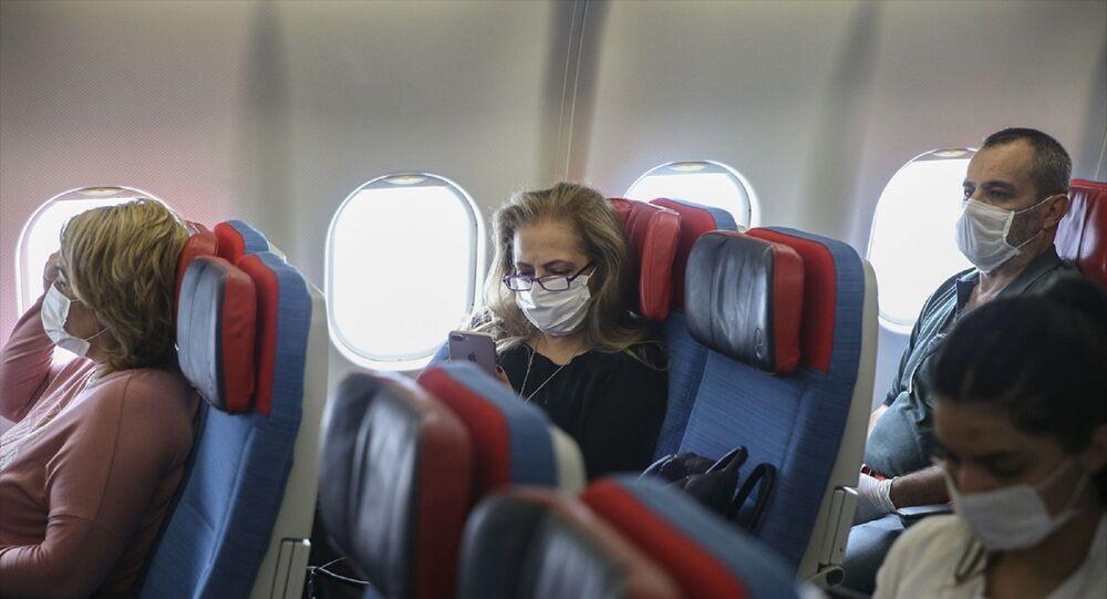 THY -  koronavirüs - makse - sefer - uçak