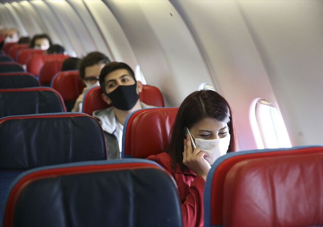 THY - hostes - koronavirüs - makse - sefer - uçak - yolcu