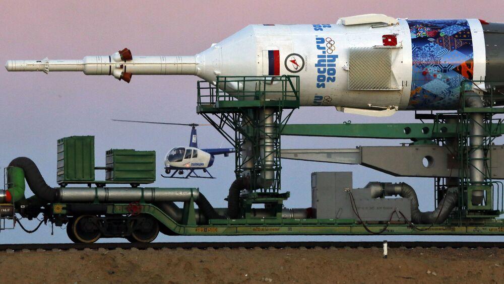 1980-1990 yılları arasında Mir uzay programını destekleyen Baykonur Üssü, Columbia felaketinden sonra ABD'nin uzay mekiği programına ara vermesi ile Uluslararası Uzay İstasyonu'nun tek destekleyici üssü haline geldi.