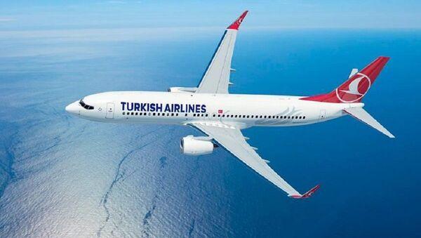 Türk Hava Yolları, THY - Sputnik Türkiye