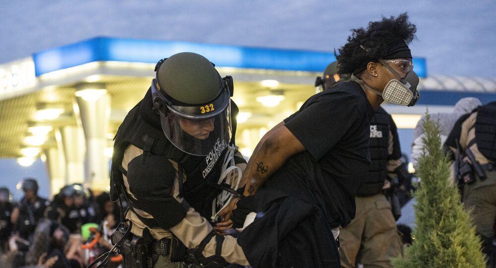 George Floyd - Polis - ABD - gözaltı  - protesto