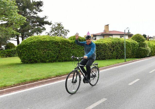 İstanbul Valisi Ali Yerlikaya, 3 Haziran Dünya Bisiklet