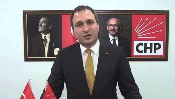 Suat Özçağdaş - Sputnik Türkiye