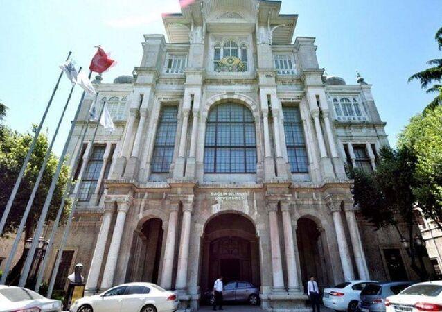 Sağlık Bilimleri Üniversitesi Hamidiye Külliyesi