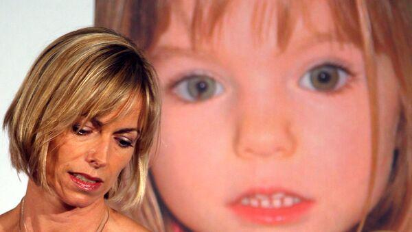 Madeleine'in kaybolmasının dünyada gündem olması sürecinde, annesi Kate McCann, medya ve kamuoyunun yoğun ilgisi nedeniyle yıpranmıştı. - Sputnik Türkiye