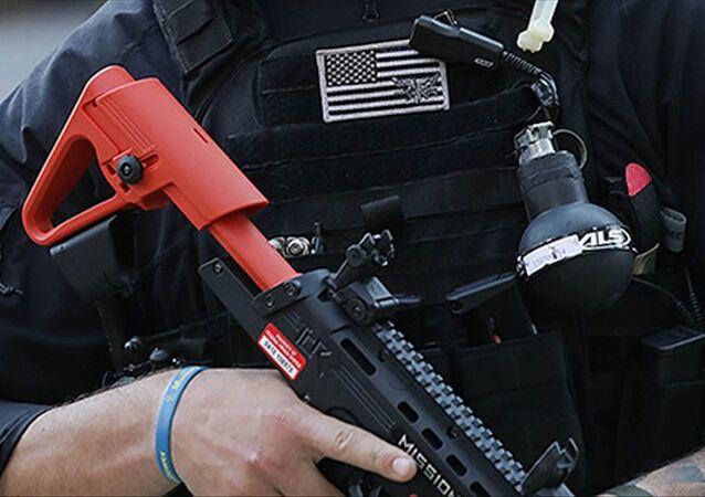 ABD'de hücresinde biber gazıyla müdahale edilen siyah mahkum öldü