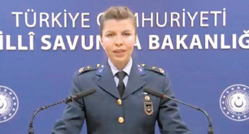 Binbaşı Pınar Kara