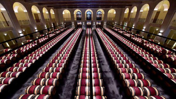 Fransa-şarap - Sputnik Türkiye