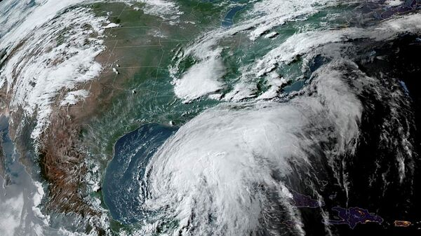 ABD, tropik fırtına - Sputnik Türkiye