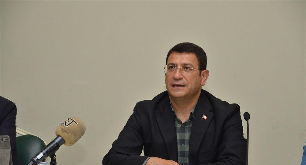 DEVA Partisi Genel Başkan Yardımcısı İdris Şahin