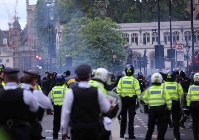 Londra'da George Floyd gösterileri