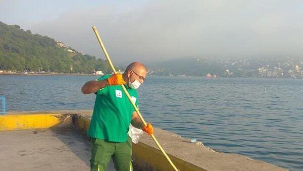 Sarıyer Belediyesi'nin çöp isyanı - Sputnik Türkiye