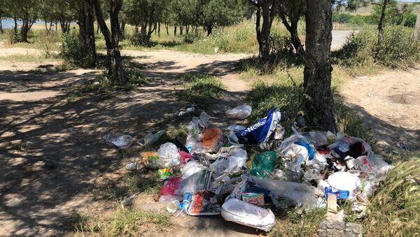 Çöp yığını - Sputnik Türkiye