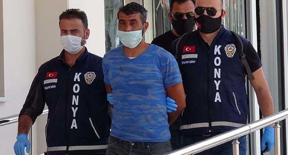 Konya'da dini nikahlı eşi Nargül Ünver'i, pompalı tüfekle öldüren Ahmet Ünal