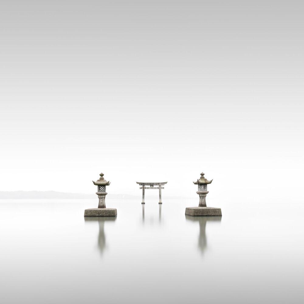 Yarışmanın Manzara (Profesyonel) kategorisinde birincilik kazanan Alman fotoğrafçı Ronny Behnert'in görüntüsü, Japonya'da çekildi