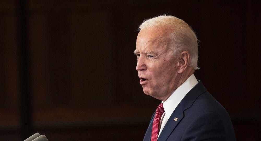 ABD'de Demokrat Başkan adayı ve eski Başkan Yardımcısı Joe Biden