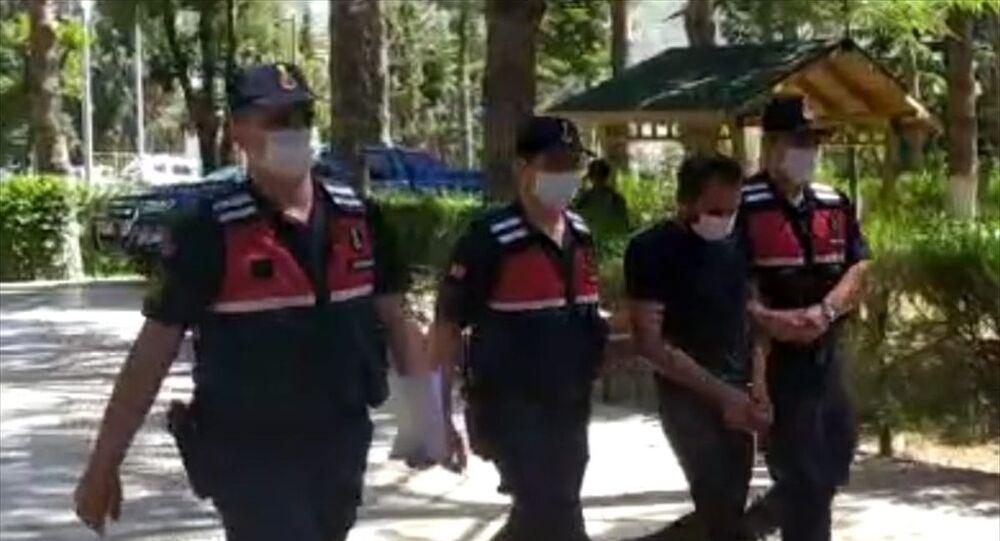 Denizli'de zihinsel engelli kız çocuğunu alıkoyan zanlı tutuklandı