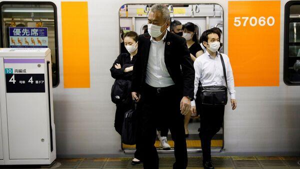 Tokyo, Japonya - Sputnik Türkiye